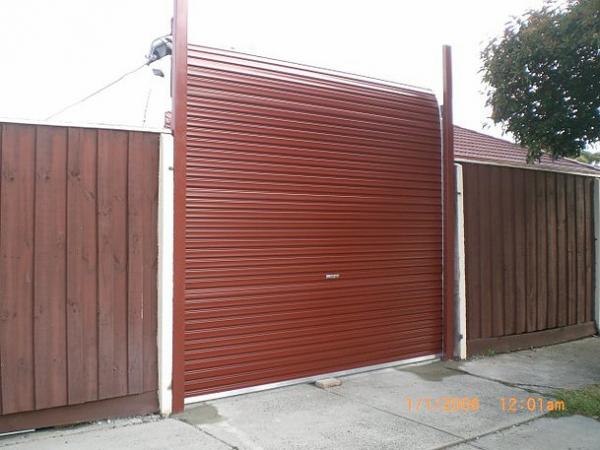 Roller Door Repairs Melbourne Australia